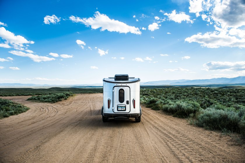 Pro RV & Boat Storage trailer
